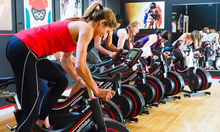 Torque Chicago - Evanston: Five Power Cycling Classes with Optional Ultrasound Body Fat Test from Torque Chicago (55% Off)