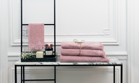 Juego de toallas de 3 piezas L'Officiel Interiors