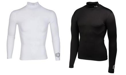 Camiseta interior Puma para hombre con cuello cisne