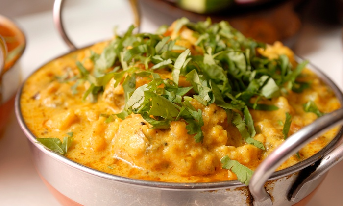 Laxmi's Indian Grille - Ardmore: $15 for $30 Worth of Indian Fare at Laxmi's Indian Grille