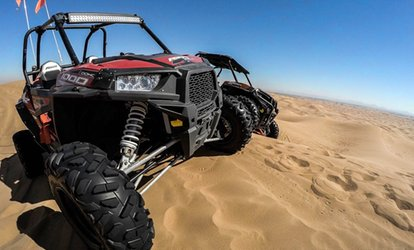 Polaris Buggy Desert Tour for Up to Three at Mleiha Archaeological Centre