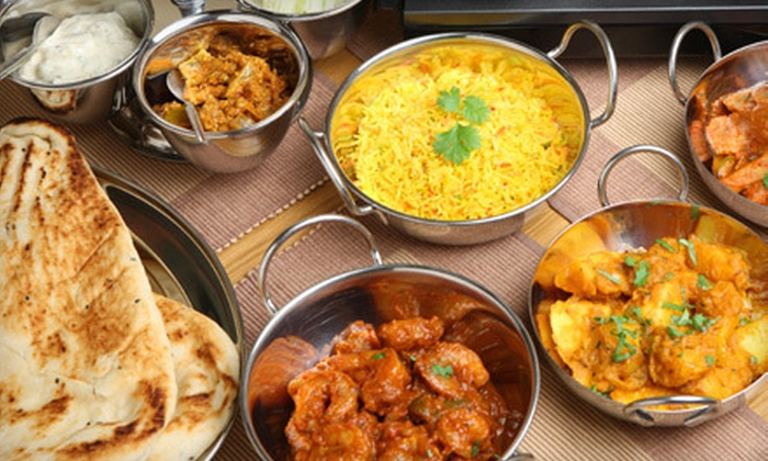 Kabob-n-Curry - Central Oklahoma City: $8 for $16 Worth of Pakistani / Indian Cuisine at Kabob-n-Curry