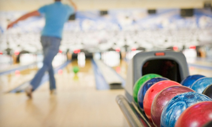 Glo-Bowl Fun Center - Marengo: $5 Toward Bowling