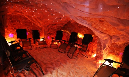 45-Minute Salt Cave Sessions at Chambers' Wellness Center (Up to 56% Off). Five Options Available.