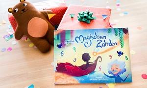 """My Magic Story: Personalisierbares Kinderbuch """"Meine magischen Zahlen"""" mit eigenem Namen von My Magic Story (bis zu 50% sparen*)"""