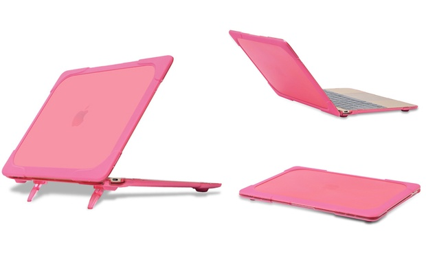 Rubberised Cover for Macbook: One ($29.95) or Two ($49.95)