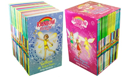 Rainbow Magic 21 Book Set