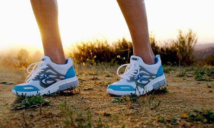 Gravity Defyer: $45 for $100 Worth of Shock-Absorbing Footwear from Gravity Defyer