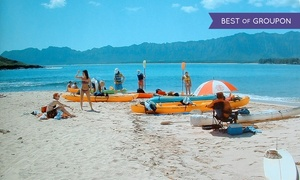 Twogood Kayaks: Guided Kayak Tour with Snorkeling and Lunch or Kayak Rental for One or Two from Twogood Kayaks (Up to 47% Off)