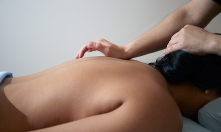 Massage, Facial, or Both, or a Massage and Collagen Treatment at AM Beauty Spa (Up to 53% Off)