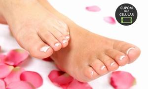 Padma Podologia e Estética: Padma Podologia e Estética - Centro:  1, 2 ou 3 visitas de podologia, hidratação e massagem podal