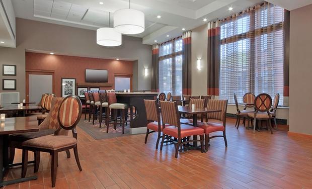 Hampton inn suites pittsburgh downtown groupon for Accolades salon groupon