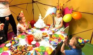 FIGLOWISKO: Organizacja urodzin dla nawet 10 dzieci: pakiety od 199,99 zł do wyboru w sali zabaw FIGLOWISKO (do -35%)