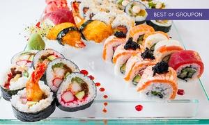 Sushi Drive Pataya: Zestawy sushi z dostawą: 40 kawałków za 69,90 zł i więcej opcji w Sushi Drive Pataya w Gliwicach (do -48%)