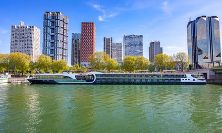 7-Night Danube River Cruise from Gate 1 Travel. Price per Person Based on Double Occupancy (Buy 1 Voucher/Person).