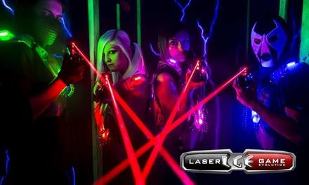 1 partie de laser game de 20 minutes pour 4, 6 ou 8 personnes dès 19,90 € chez Laser Game Evolution Bordeaux ou Mérignac