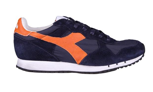 Uomo Sneakers Diadora Heritage Exodus Pois 161337 C4656