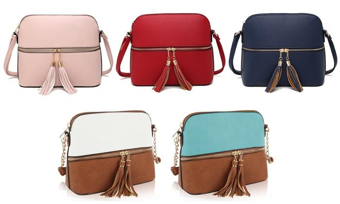 MKF Alejandra Cross-Body Handbag by Mia K. Farrow