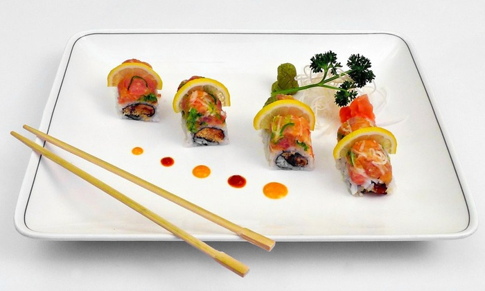 Fuji Sushi - Mandarin: Specialty Rolls and Nigiri for Dine-In or Take-Out at Fuji Sushi (Up to 40% Off)