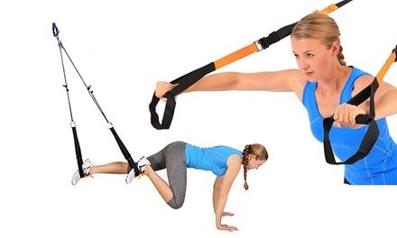 Sportplus TX Slingtrainers met of zonder pulleywheel voor € 34,99