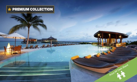 ✈ Maldives: From $3,599 Per Person for a Five-Night Villa Stay with All Meals and Drinks at 5* Centara Ras Fushi Resort