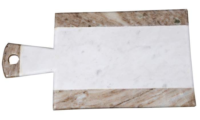paddle marble cutting board  groupon goods,