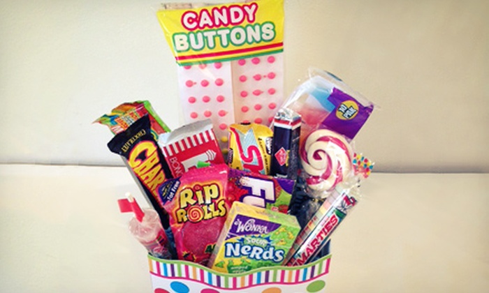 Imagine Candy - Scarsdale: One Candy Gift Basket or $12 for $25 Worth of Sweets at Imagine Candy