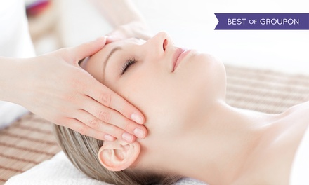 Blue Bliss Therapeutic Massage, Elemental Nature Facial, or Both at Salon Mode & Daydreams Spa (Up to 50% Off)