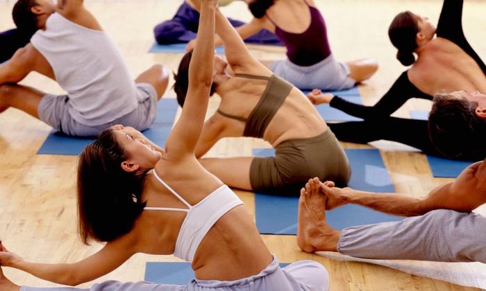 Inner Spirit Studio - Whippany: 10 Hot Yoga Classes or One Month of Unlimited Hot Yoga Classes at Inner Spirit Studio (Up to 84% Off)