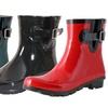 Nomad Footwear Women's Solid-Color Rain Booties