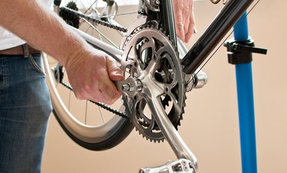 image for Pro Tune-Up for One or Two Bikes at Go Bike It (Up to 59% Off)