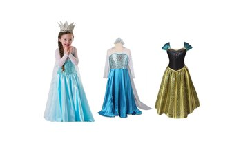 Kid's Princess Dress