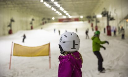 Two-Hour Lift Pass for a Child, Student, Senior, or One or Two Adults at Snow Factor (Up to 56% off)