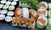 Menú japonés para 2 o 4