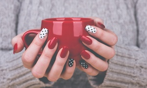 Nailz 27: Regular ($20), Gel ($25) or Gel Deluxe ($35) Manicure at Nailz 27 (Up to $70 Value)