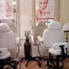 Limpieza facial con tratamientos