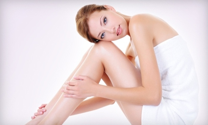 Mayberry Plastic Surgery - Albuquerque: Facial and Body Treatments at Mayberry Plastic Surgery. Three Options Available.