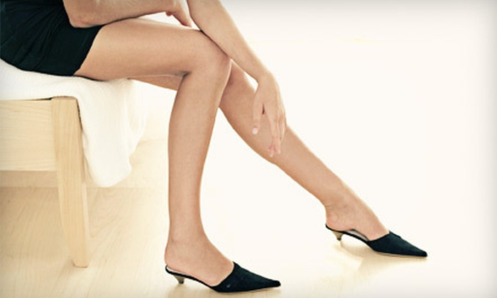 Profiles Laser & Medical Aesthetics - 8: $139 for Two Spider-Vein-Removal Treatments at Profiles Laser & Medical Aesthetics in Hendersonville ($400 Value)