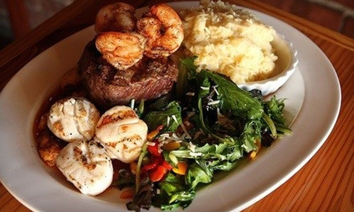 Nicas 320 - Crossroads: $7 for $15 Worth of American Fusion Dinner Fare at Nicas 320