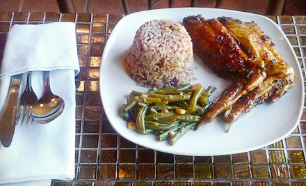 Meal for 2 (a $35 value) - Island Soul Restaurant in Newark