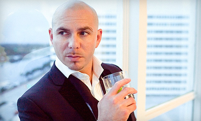 KTUphoria - Holmdel: KTUphoria with Pitbull and Flo Rida at PNC Bank Arts Center in Holmdel on May 20 (Up to 40% Off). Two Options Available.