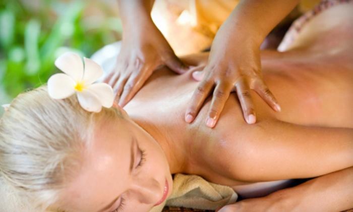 Ma'ati Spa - Ma'ati Spa: 60- or 90-Minute Massage for One or Two at Ma'ati Spa in Winston-Salem (Up to 57% Off)