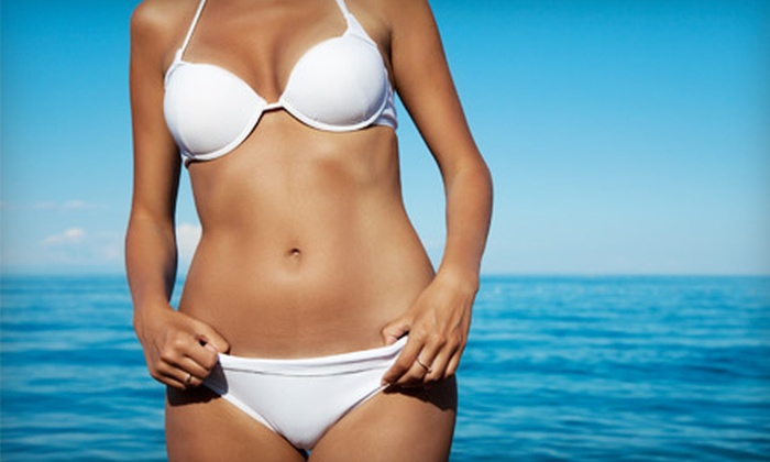 Sonoma Tanning - Multiple Locations: $40 for Two Spray Tans at Sonoma Tanning ($90 Value)