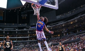 Harlem Globetrotters: Pre-Sale: Harlem Globetrotters Game (February 12 at 4:30 p.m.)