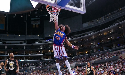 Harlem Globetrotters Game (February 11 at 7 p.m.)