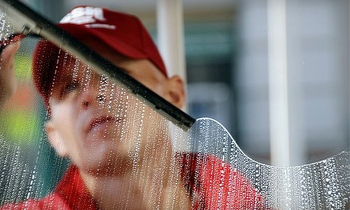Fish Window Cleaning - Charlotte: $39 for $80 Worth of Window- or Gutter-Cleaning Services from Fish Window Cleaning