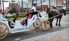 Sugar Creek Carriages - Nashville: $29 for a Downtown Carriage Ride for Up to Four from Sugar Creek Carriages ($50 Value)