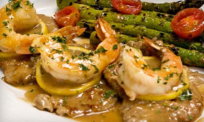 Trattoria Branica - Saint Louis: $15 for $30 Worth of Italian Cuisine at Trattoria Branica in Kirkwood