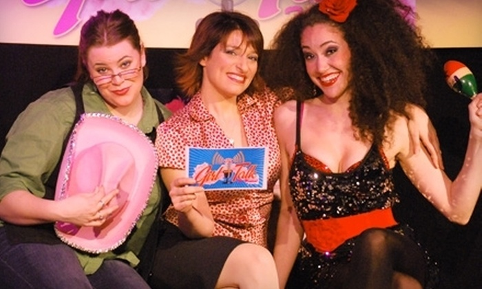 """Girl Talk: The Musical""  - Manhattan: $38 for One VIP Ticket to ""Girl Talk: The Musical"" ($75 Value)"