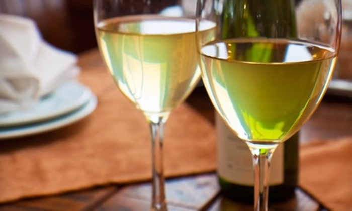 Artalé Wine Co. - Rockford: $25 for $50 Worth of Wine, Cheese, and Chocolate at Artalé Wine Co.